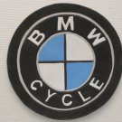 BMW Leather Roundel Hand Crafted 100% Leather Item 213