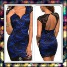 Blue Dress ( small )