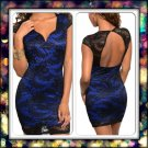 Blue Dress ( Large )