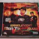 San Quinn presents Errelevent - The Best You NEVER Heard (CD) [NEW]