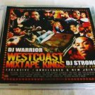 West Coast Mix Kings (CD) [NEW] with E-40, Snoop Dogg, The Game