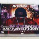 DJ Clue - The Storm Ultimatum 9/11 (CD) [NEW] with Lil Wayne, 50 Cent