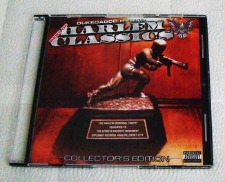 Harlem Classics: The Best of Dipset (CD) Cam'ron, Jim Jones