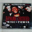 Techniec presents Dynamic Certified - Rise To Power (CD)