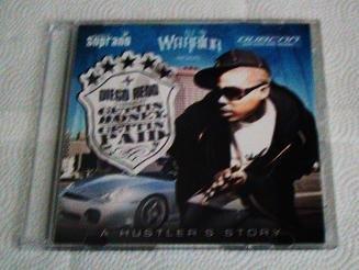 Diego Redd - Gettin Money Gettin Paid (CD) Mistah F.A.B.