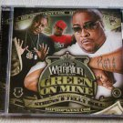 Stress & Jelly Roll - Green on Mine (CD) [NEW] E-40, Bonecrusher, Krondon, Bushwick Bill, Cee-Lo