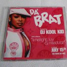 Best of Da Brat - Limited Edition Mix (CD) Mystikal, Lil Jon, TLC