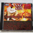 Sac Sin - Point Blank Range (CD) [NEW] Brotha Lynch Hung, Dru Down