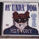 History: The Best of Da Unda Dogg (CD) [NEW] Cougnut, Dubee
