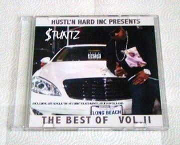 The Best of $tuntz: Vol. 2 (CD) Long Beach Rap