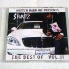 The Best of $tuntz: Vol. 2 (CD) Long Beach Rap