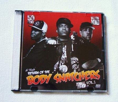 G-Unit - Return of the Body Snatchers (CD)