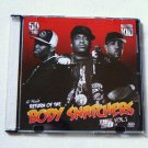 G-Unit - Return of the Body Snatchers (CD) (Bonus DVD)