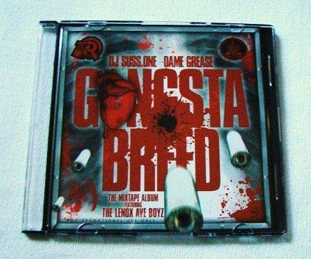 Dame Grease (producer) - Gangsta Breed (CD) 2Pac, DMX, Jadakiss
