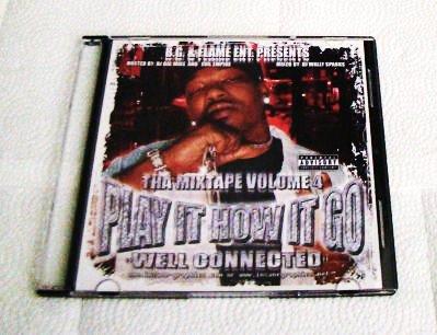 B.G. - Well Connected (CD) Yo Gotti, Jim Jones, Lil Flip, Project Pat