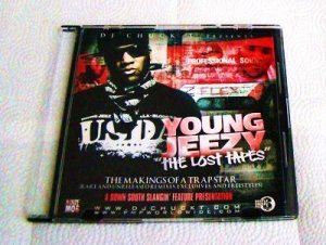 Young Jeezy - The Lost Tapes (CD) Bun B, Busta Rhymes, Three 6 Mafia
