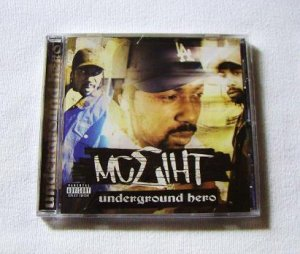 MC Eiht - Underground Hero (CD) [NEW] Yukmouth, Mack 10, Outlawz
