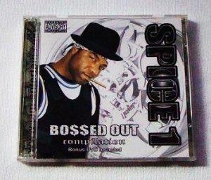 Spice 1 - Bo$$ed Out (CD) (Bonus DVD) Wacsta, Katt Williams, Grimm, Chopah, E-Dub, Spade