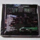 Assassin presents City of Dope (CD) [NEW] Brotha Lynch, MC Eiht, B-Legit, Spice 1, SPM, 11/5, Woodie