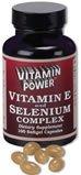 Vitamin E & Selenium Complex - 238R - 100 Softgels