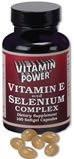 Natural Vitamin E - 504R - 100 Softgels