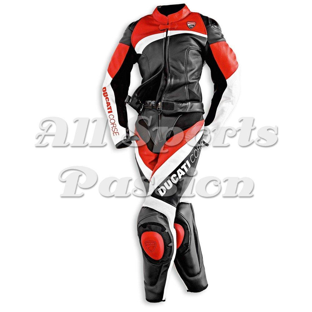 Ducati Corse Racing Leather Suit ASP-7714