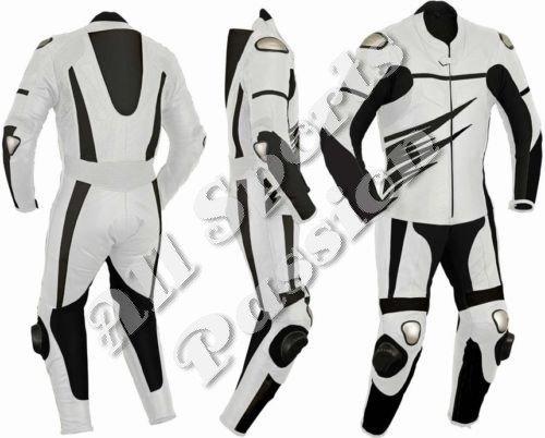 Custom Made Leather Motorbike Racing Suit ASP-7740