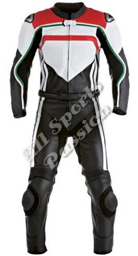 Custom Made Leather Motorbike Racing Suit ASP-7741