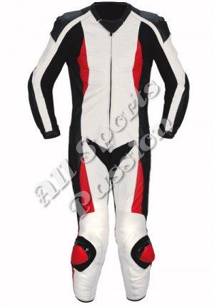 Custom Made Leather Motorbike Racing Suit ASP-7742