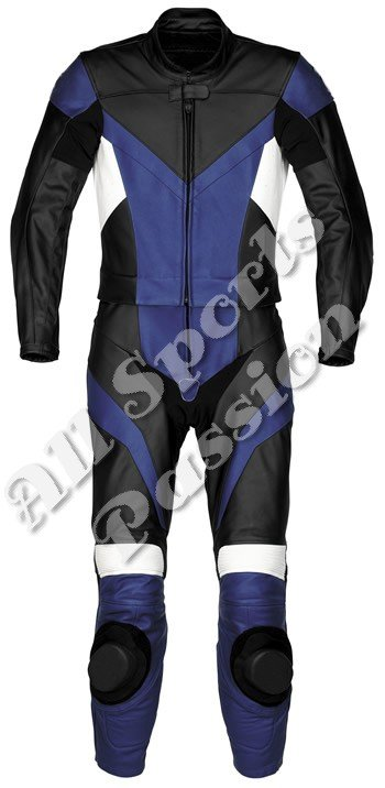 Custom Made Leather Motorbike Racing Suit ASP-7755
