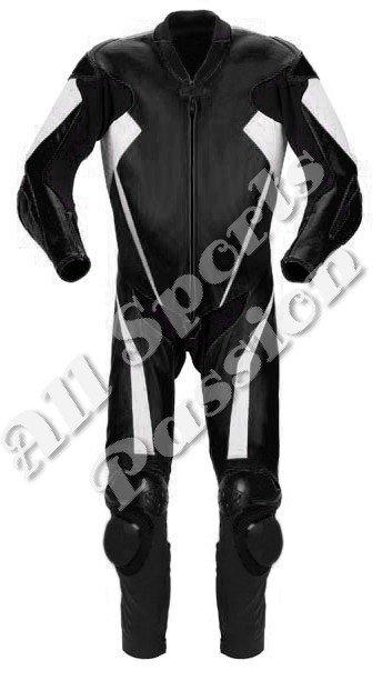 Custom Made Leather Motorbike Racing Suit ASP-7756