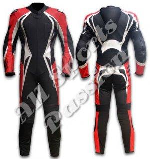 Custom Made Leather Motorbike Racing Suit ASP-7764