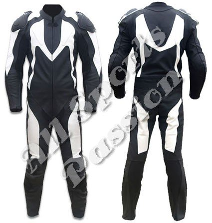 Custom Made Leather Motorbike Racing Suit ASP-7765