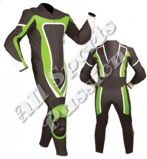 Custom Made Leather Motorbike Racing Suit ASP-7771