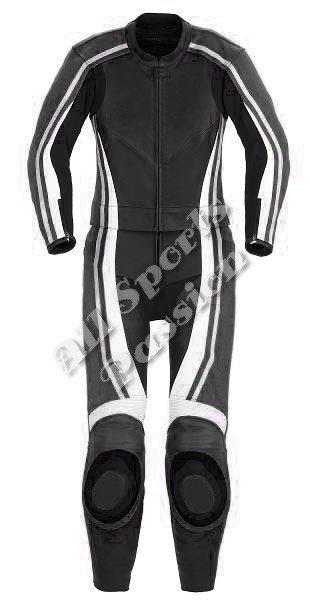 Custom Made Leather Motorbike Racing Suit ASP-7777