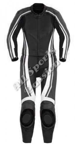 Custom Made Leather Motorbike Racing Suit ASP-7777