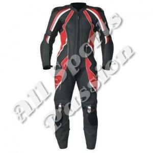 Custom Made Leather Motorbike Racing Suit ASP-7778