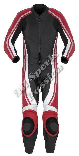 Custom Made Leather Motorbike Racing Suit ASP-7779