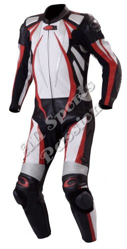 Custom Made Leather Motorbike Racing Suit ASP-7787