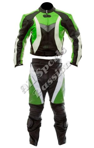 Custom Made Leather Motorbike Racing Suit ASP-7790