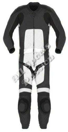 Custom Made Leather Motorbike Racing Suit ASP-7793