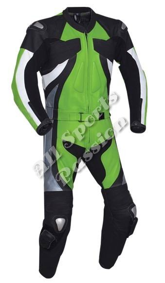 Custom Made Leather Motorbike Racing Suit ASP-7800