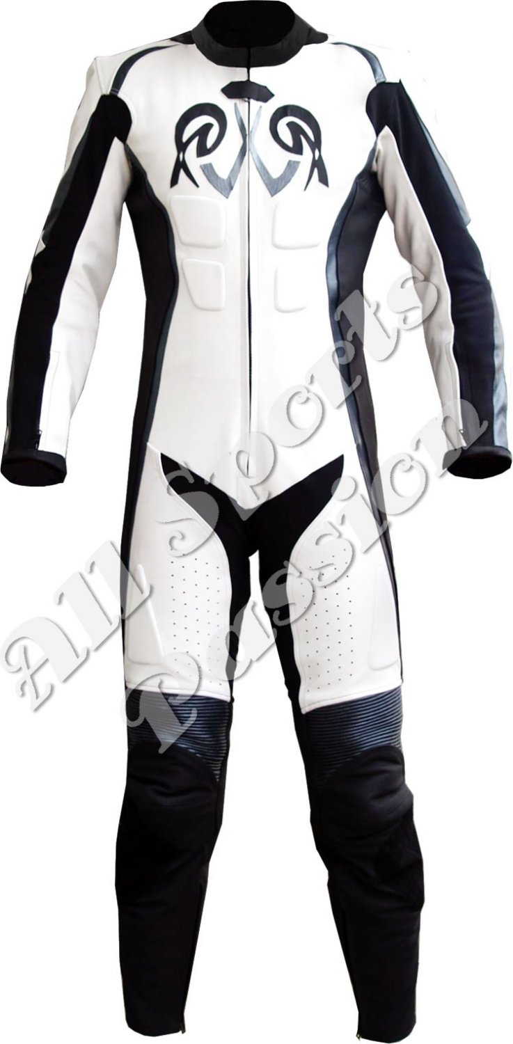 Custom Made Leather Motorbike Racing Suit ASP-7801