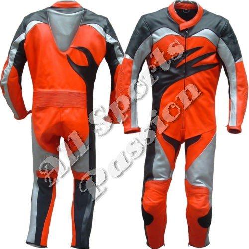 Custom Made Leather Motorbike Racing Suit ASP-7803