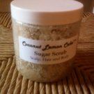 Coconut Lemon Cake™ Sugar Scrub Service