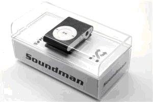 New Mini Soundman MP3 Player 2 GB