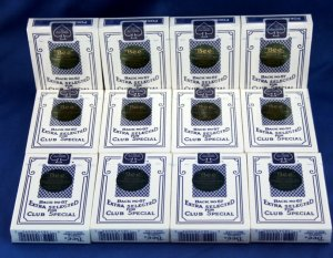 12 Decks of Bee Playing Cards NIB, Diamond Back