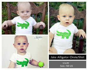 Jayce Onsie or T-Shirt