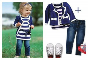 Trendy 3 Peice Suit Set