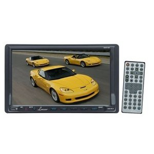Lanzar SDN71BT 7'' Double DIN TFT Touch Screen DVD/VCD/CD/MP3/MP4/CD-R/USB/SD-MMC Card